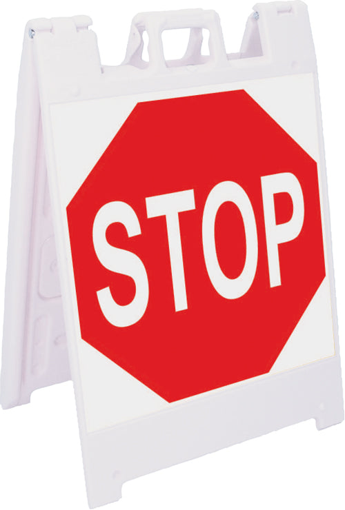 Squarecade™ 36 Fold-Up Sign - Stop