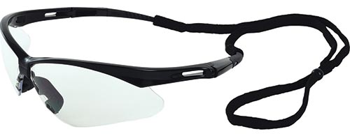 Octane Protective Glasses w/ Clear Anti-Fog Lens