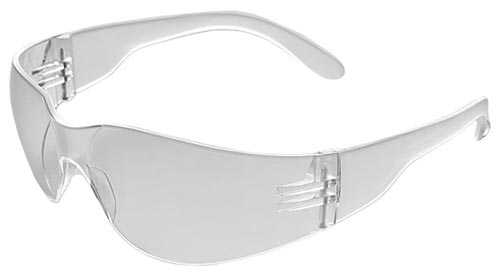 Iprotect Protective Glasses w/ Clear Anti-Fog Lens