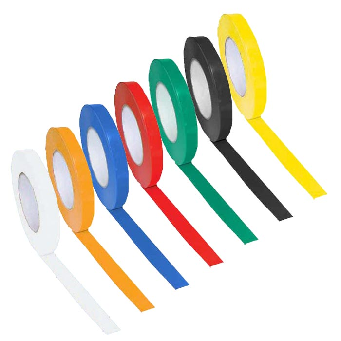Vinyl Floor Marking Tape - 1/2 inch
