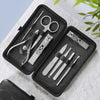 Personalised Manicure Kit - black