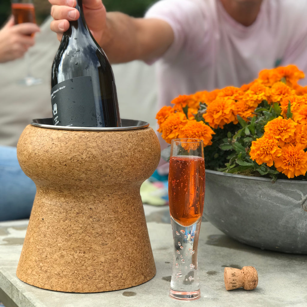 Cork & Steel Wine Cooler