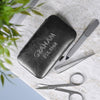 Personalised Manicure Kit - Black, mini