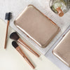 Personalised Make Up Brush Kit - Rose Gold