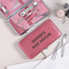 Manicure Set - Ruby Red