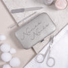 Mini Manicure Set - Silver Pearl