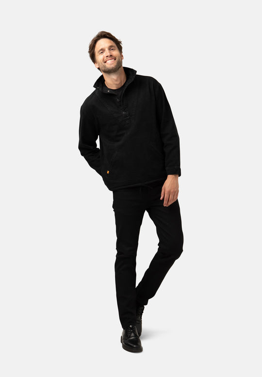 Men-Sustainable-Parker-Alex-dip-black-fullfront