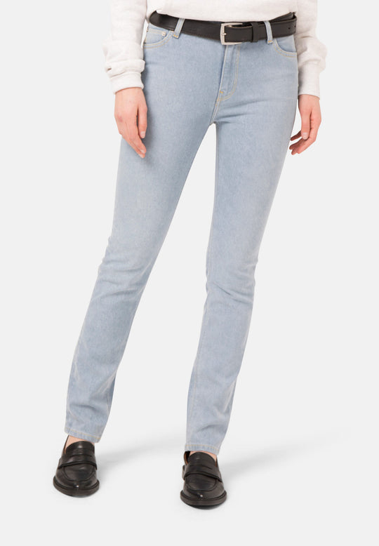 Woman-Organic-Jeans-Regular-Swan-Sea-Stone-halffront