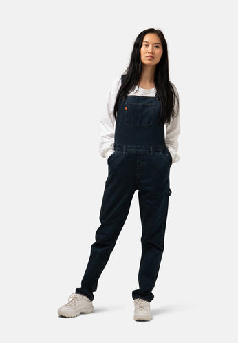 Irwin Dungaree - Whale Blue