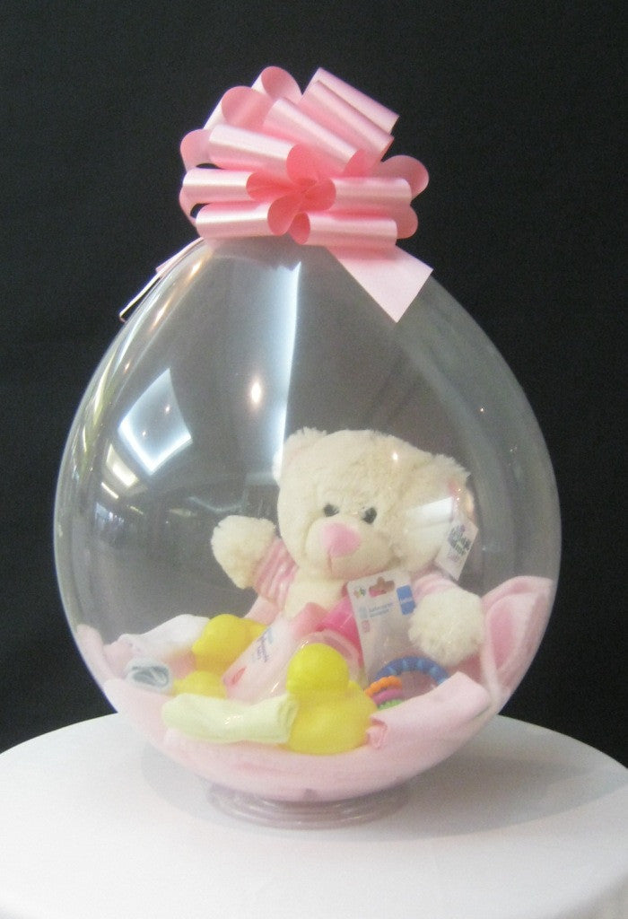 Baby Shower/New Born Gift-in-a-Balloon