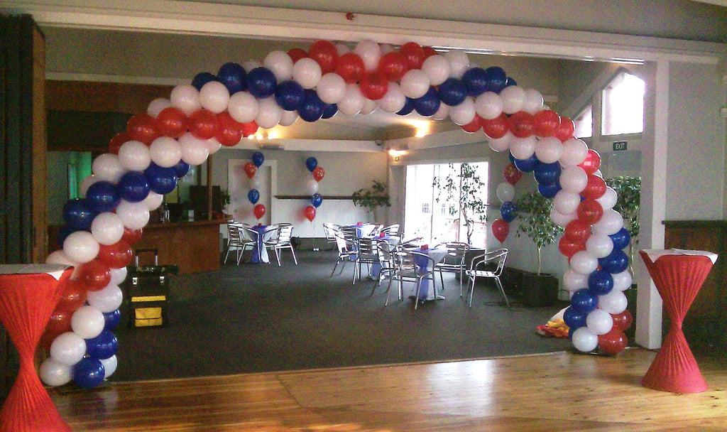 Garland Balloon Arch
