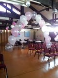 String of Pearl Balloon Arch