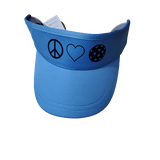 Peace, Love and Pickleball Super Visor