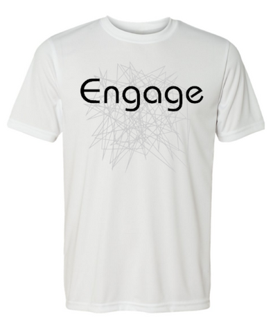 Men's Short Sleeve Sport Shirt: Engage