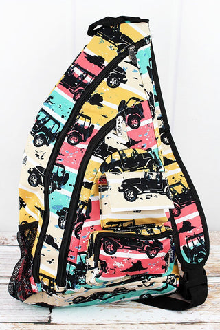 Route 66 Sling Backpack