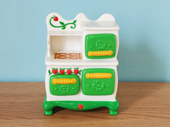 Strawberry Shortcake Berry Cozy Kitchen Stove