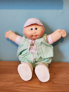 Cabbage Patch Kid Preemie Lemon #1, OK with Clothing