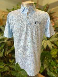 Peter Millar Morrison Mojito Golf Polo