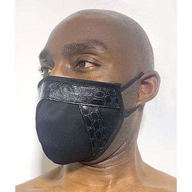 100% Cotton 2-Layer Gladiator Face Mask - SACHIKA® - Official Site