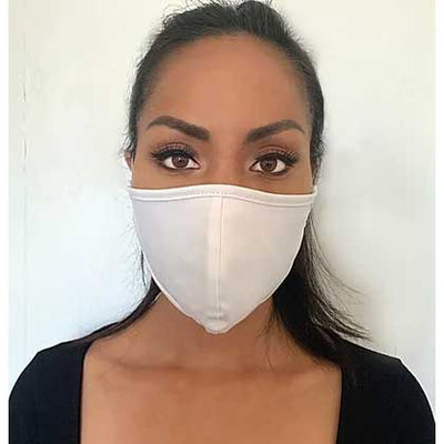 SACHIKA 2-Layer Woven Black Face Mask- Bundle of 3 - SACHIKA® - Official Site