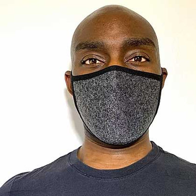 SACHIKA Rayon Double Knit Face Mask - SACHIKA® - Official Site