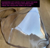 Reveal Face Mask 100% Transparent Clear Mask by SACHIKA Made in the USA - SACHIKA® - Official Site