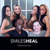 The Ultimate Bundle of 5 Clear Face Masks, great for gift for your loved ones, Unisex smile sexy masks - SACHIKA® - Official Site
