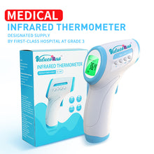 Load image into Gallery viewer, Infrared Thermometer by ValuesRus, Hospital Grade Designed for Professionals and Home Use. Programmable for more Accuracy