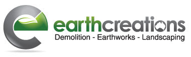 Earthcreations|Demolitions|Earthworks|Landscaping