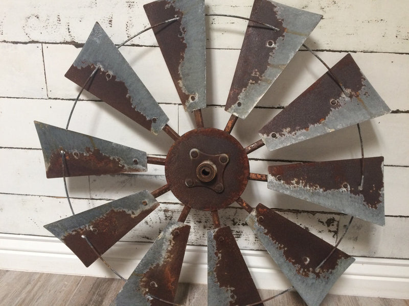 Authentic 30 Inch Windmill with Center Bearing Cap