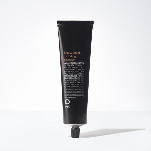 Oway Face & Beard Hydrating Cleanser