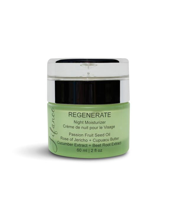 Lifance REGENERATE Passion Fruit Anti-Aging Night Moisturizer