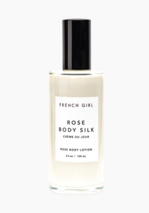 French Girl Rose Body Silk
