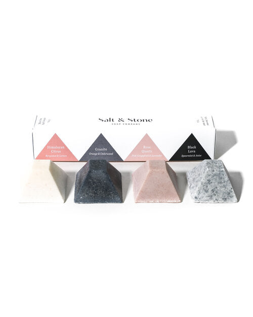 Salt & Stone Mini Sea Salt Soaps