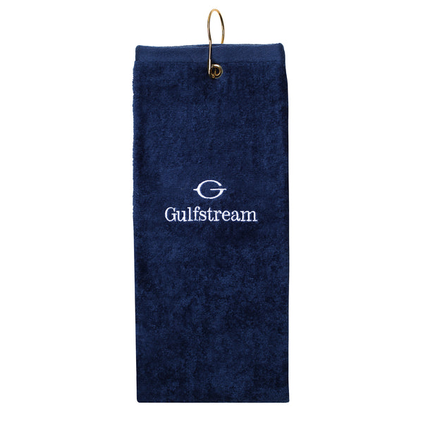Golf Towel - Navy