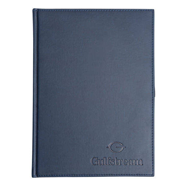 Hardbound Journal Notebook - Navy