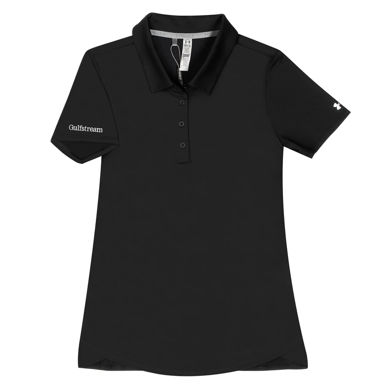 Under Armour Women's Polo - Black