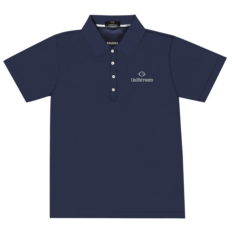 Oval Link Women's Polo - Navy
