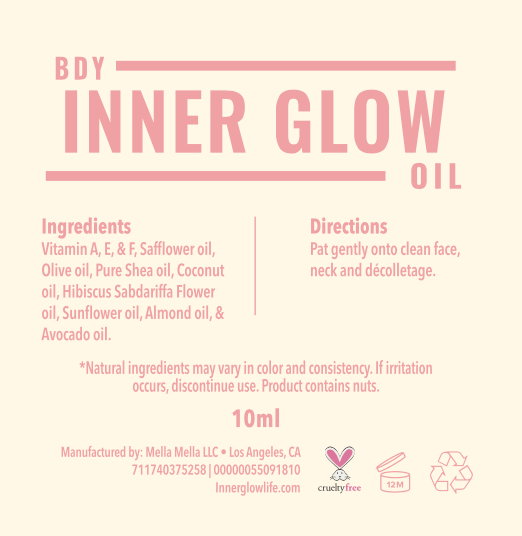 Inner Glow Signature BDY Oil - 10 ml