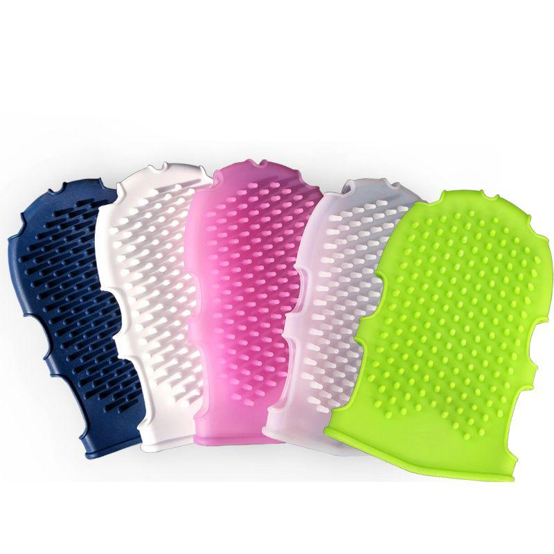 Inner Glow Silicone Shower Massage Glove - Inner Glow Life