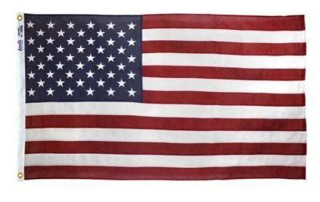 Commercial Grade American Flags