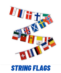 String Flags