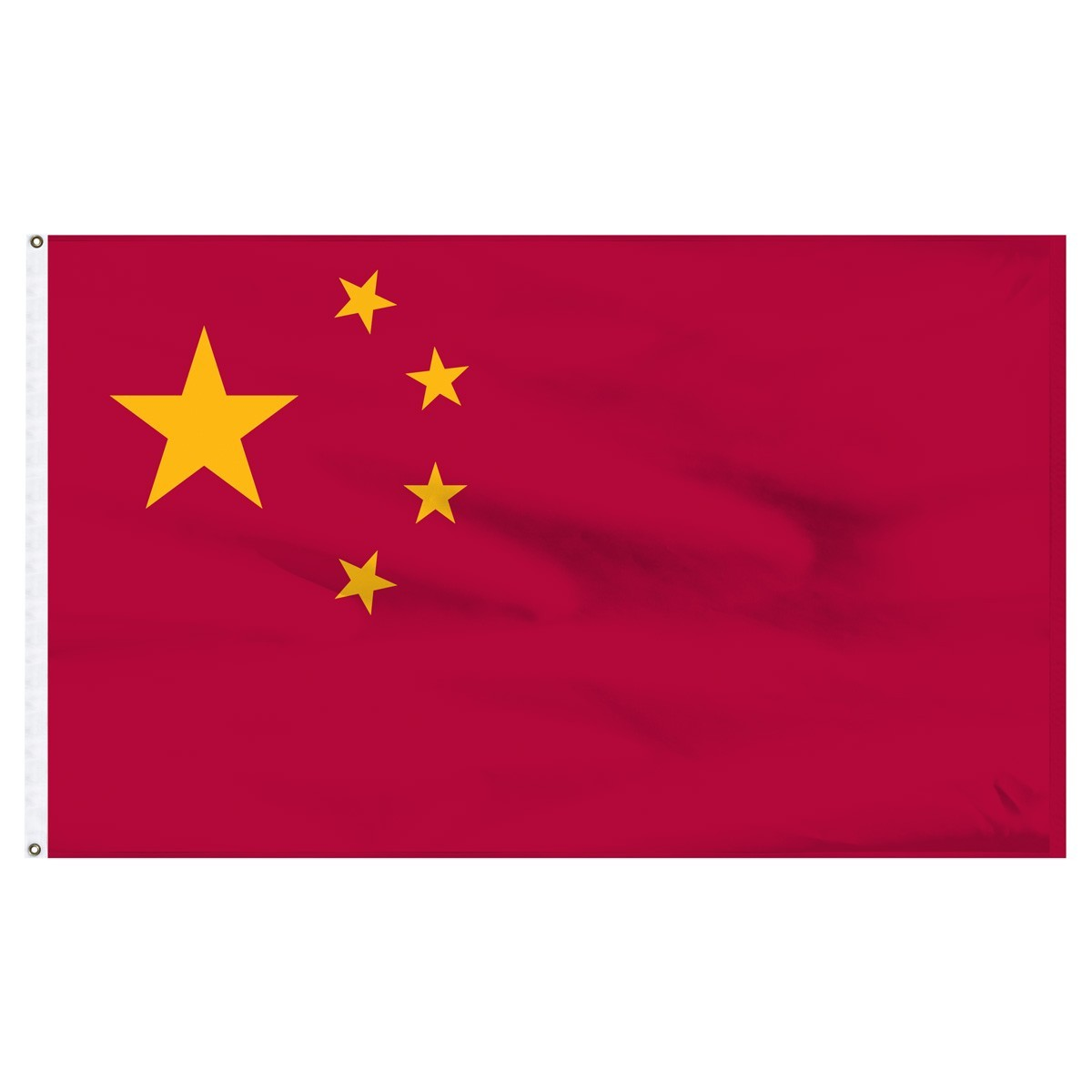 China 3ft x 5ft High Quality Outdoor Nylon Flag