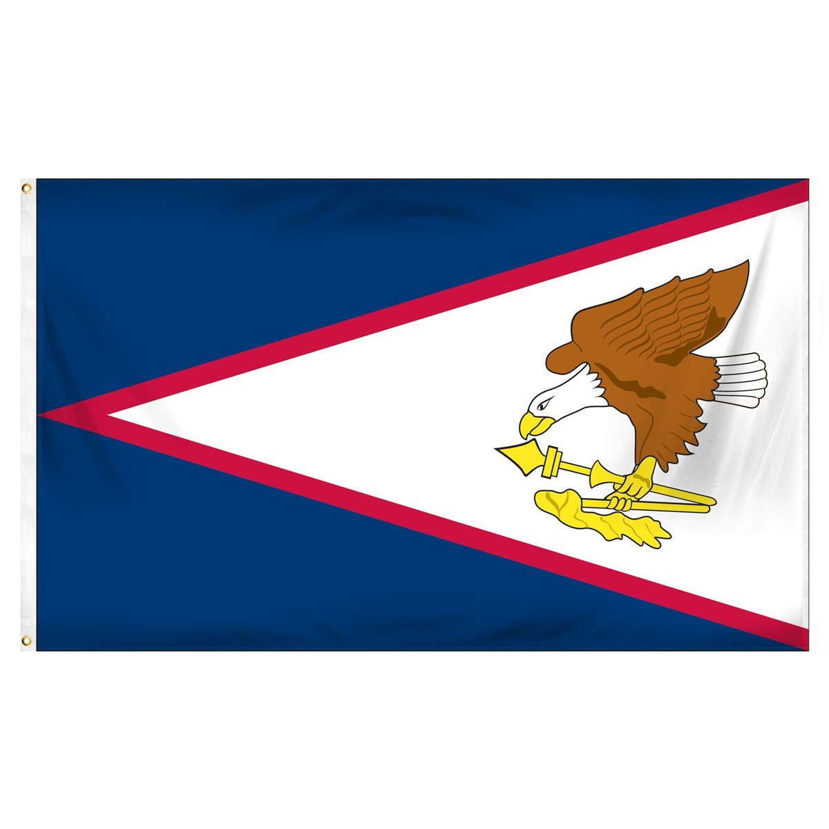 American Samoa 3' x 5' Indoor Polyester Flag