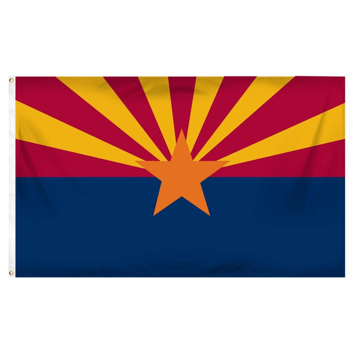 Arizona  2' x 3' Indoor Polyester State Flag