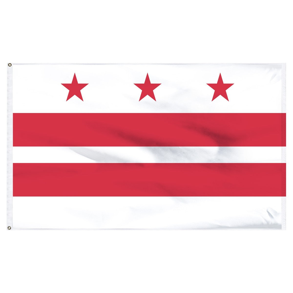 District Of Columbia (Washington DC )  2' x 3' Indoor Polyester Flag