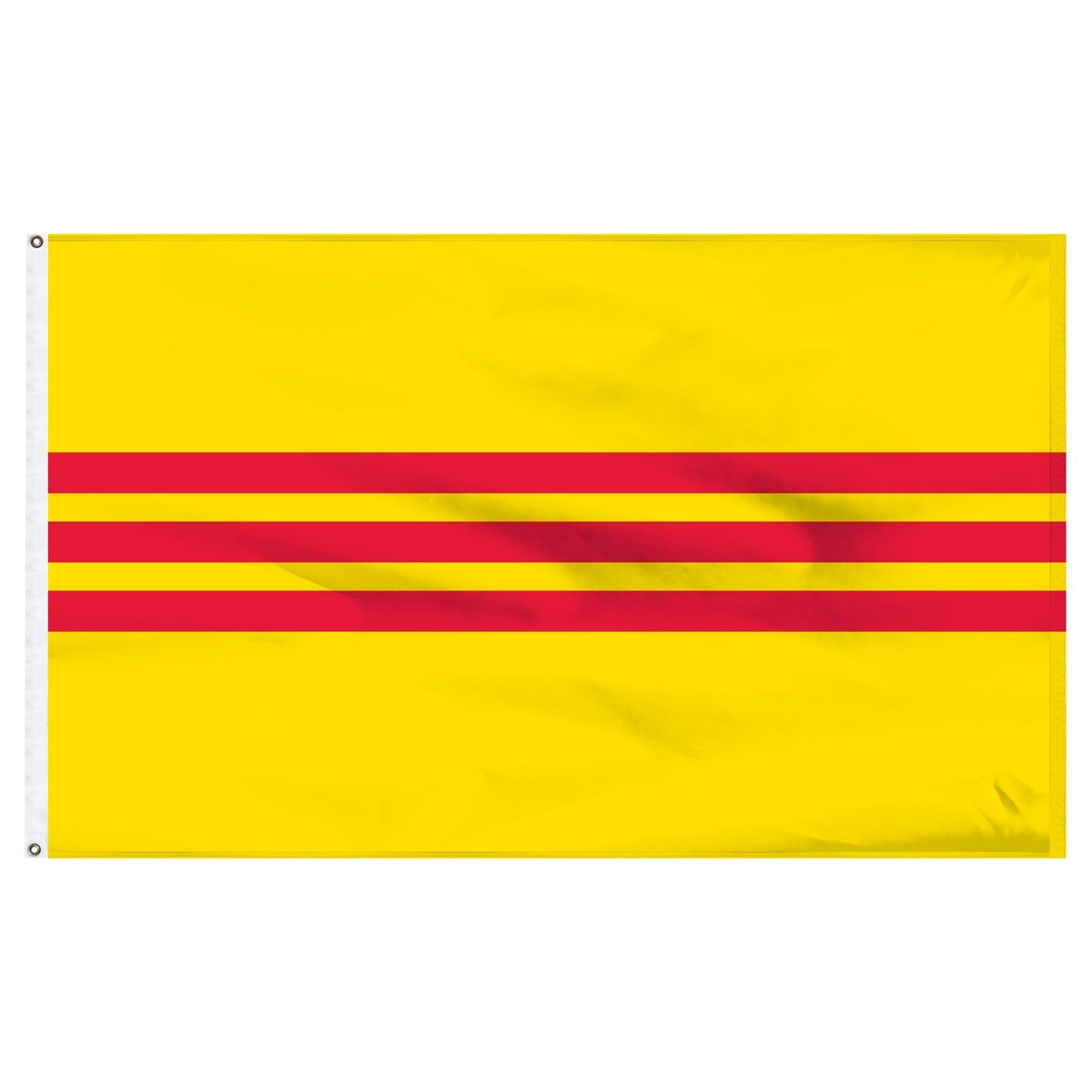 South Vietnam 2' x 3' High Quality Outdoor Nylon Flag