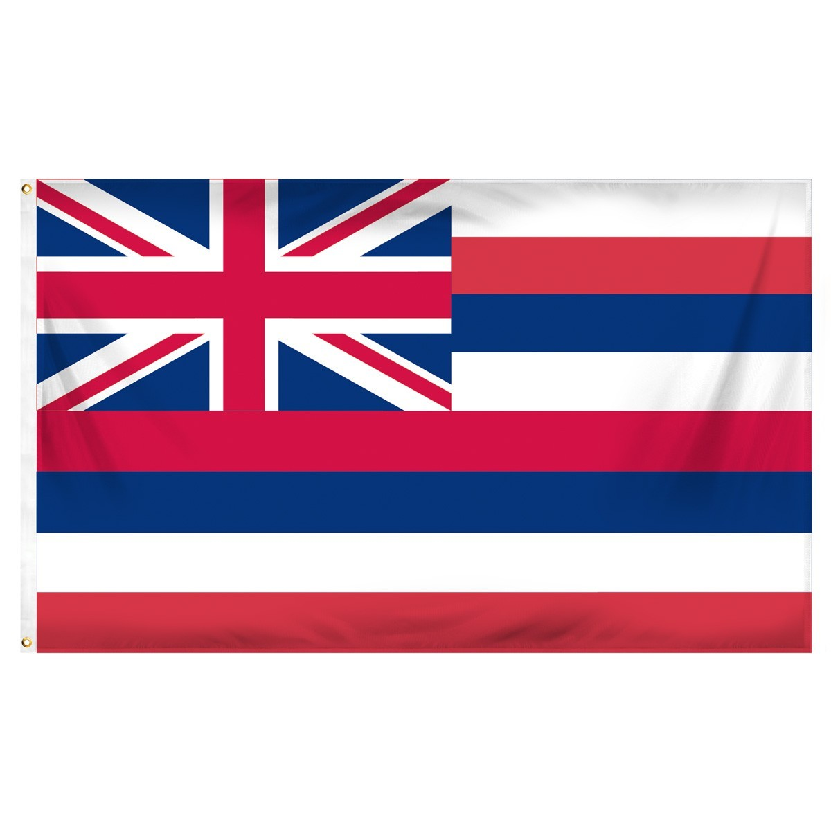 Hawaii  2' x 3' Indoor Polyester Flag