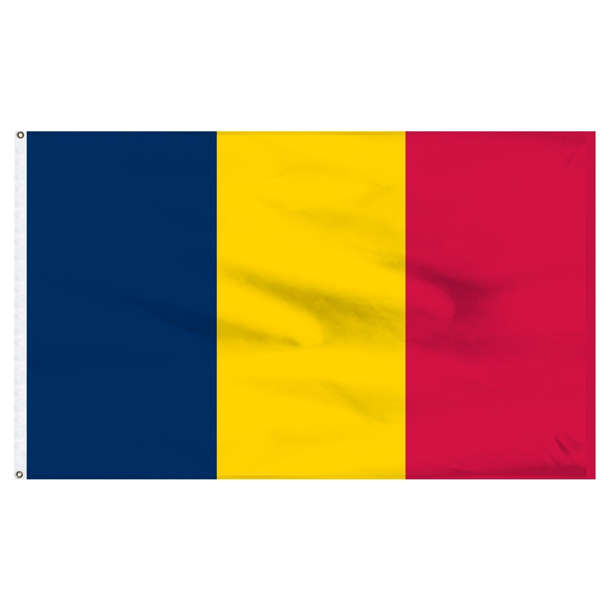 Chad 3' x 5' Outdoor Nylon Flag