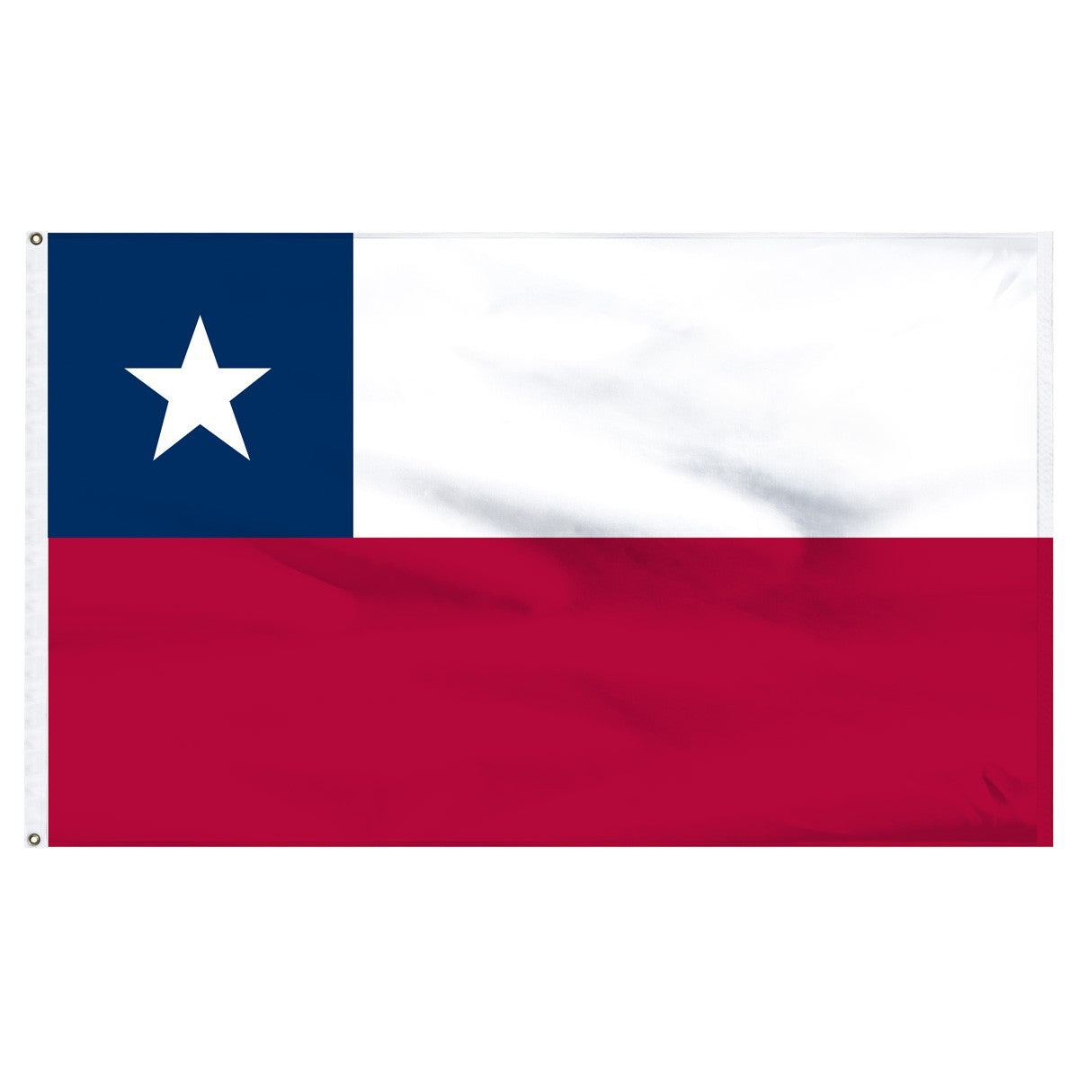 Chile 3ft x 5ft High Quality Outdoor Nylon Flag by Annin